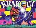 Krakout Amstrad CPC Front Cover
