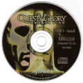 Quest for Glory V: Dragon Fire Macintosh Media Disc 1/2