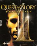 Quest for Glory V: Dragon Fire Macintosh Front Cover