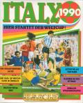 World Class Soccer Atari ST Front Cover