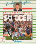 Emlyn Hughes International Soccer Atari ST Front Cover