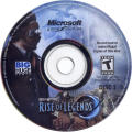 Rise of Nations: Rise of Legends Windows Media Disc 1