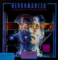 Neuromancer Amiga Front Cover