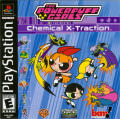 The Powerpuff Girls: Chemical X-Traction PlayStation Front Cover