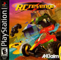 RC Revenge PlayStation Front Cover