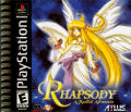 Rhapsody: A Musical Adventure PlayStation Front Cover