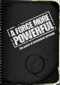 A Force More Powerful: The Game of Nonviolent Strategy Windows Front Cover