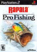 Rapala Pro Fishing PlayStation 2 Front Cover