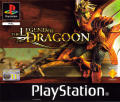 The Legend of Dragoon PlayStation Front Cover
