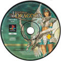 The Legend of Dragoon PlayStation Media Disc 2