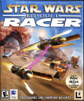 Star Wars: Episode I - Racer Macintosh Front Cover