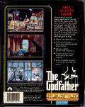 The Godfather: The Action Game Amiga Back Cover