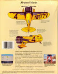 Gee Bee Air Rally Amiga Back Cover