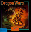 Dragon Wars Amiga Front Cover