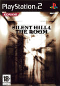 Silent Hill 4: The Room PlayStation 2 Front Cover