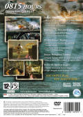 Medal of Honor: Rising Sun PlayStation 2 Back Cover