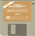 Heroes of the Lance Amiga Media Disk A