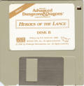 Heroes of the Lance Amiga Media Disk B