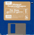 The Dark Queen of Krynn Amiga Media Disk 1