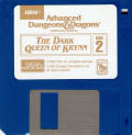 The Dark Queen of Krynn Amiga Media Disk 2