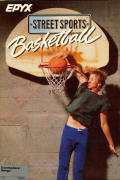 Street Sports Basketball Amiga Front Cover