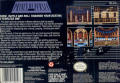 Prince of Persia SNES Back Cover