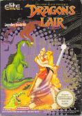 Sullivan Bluth Presents Dragon's Lair NES Front Cover