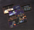 Wing Commander III: Heart of the Tiger DOS Other Digipack - Inside Cover - Left Flap