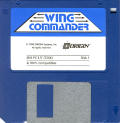 Wing Commander DOS Media Disk 1/6
