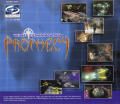 Wing Commander: Prophecy Windows Other Jewel Case - Back