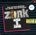 Zork: The Great Underground Empire Amiga Front Cover