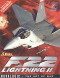 F-22 Lightning II Windows Front Cover
