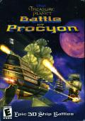 Disney's Treasure Planet: Battle at Procyon Windows Front Cover