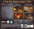 Vampire: The Masquerade - Bloodlines Windows Other Jewel Case - Back