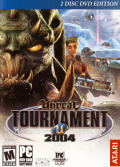 Unreal Tournament 2004 (DVD Special Edition) Windows Front Cover
