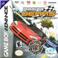 Racing Gears Advance Game Boy Advance Front Cover