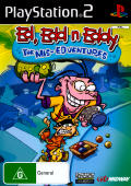 Ed, Edd n Eddy: The Mis-Edventures PlayStation 2 Front Cover
