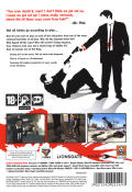 Reservoir Dogs Windows Back Cover