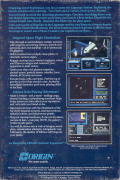 Space Rogue Macintosh Back Cover