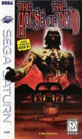 The House of the Dead SEGA Saturn Front Cover