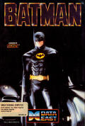 Batman: The Movie Amiga Front Cover