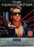 The Terminator Game Gear Front Cover