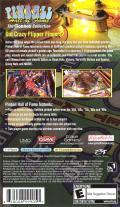 Pinball Hall of Fame: The Gottlieb Collection PSP Back Cover