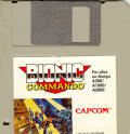 Bionic Commando Amiga Media