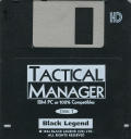 Tactical Manager DOS Media