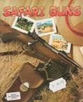 Safari Guns Amiga Front Cover