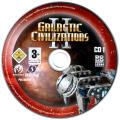Galactic Civilizations II: Dread Lords Windows Media CD 1