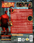 Hellboy: Dogs of the Night Windows Back Cover