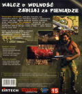 Jagged Alliance 2 Windows Back Cover