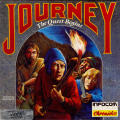 Journey: The Quest Begins Amiga Front Cover
